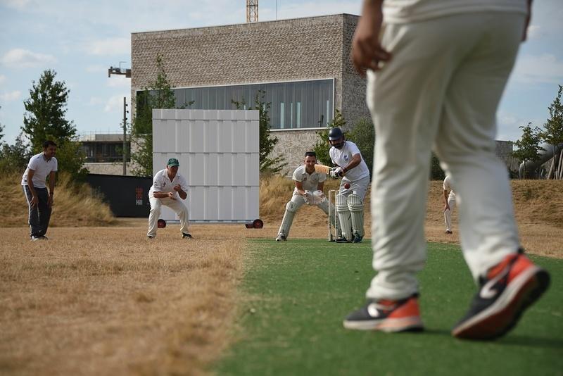 Eddington Cricket Pitch